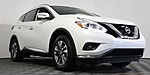 USED 2017 NISSAN MURANO FWD SL in WEST PALM BEACH, FLORIDA