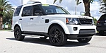 USED 2016 LAND ROVER LR4 HSE in LAKE PARK, FLORIDA
