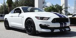 USED 2016 FORD MUSTANG 2DR FASTBACK SHELBY GT350 in LAKE PARK, FLORIDA