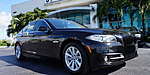 USED 2016 BMW 5 SERIES 528I in WEST PALM BEACH, FLORIDA
