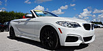 USED 2016 BMW 2 SERIES M235I in WEST PALM BEACH, FLORIDA