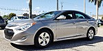 USED 2012 HYUNDAI SONATA HYBRID SE in LAKE WORTH, FLORIDA