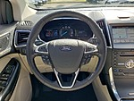 USED 2019 FORD EDGE TITANIUM WITH PANORAMIC VISTA ROOF in LAKE WORTH, FLORIDA (Photo 17)