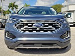 USED 2019 FORD EDGE TITANIUM WITH PANORAMIC VISTA ROOF in LAKE WORTH, FLORIDA (Photo 5)