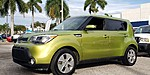 USED 2015 KIA SOUL  in LAKE WORTH, FLORIDA
