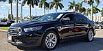 USED 2018 FORD TAURUS LIMITED in LAKE WORTH, FLORIDA