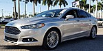 USED 2015 FORD FUSION SE APPEARANCE in LAKE WORTH, FLORIDA