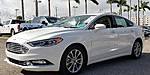 USED 2017 FORD FUSION SE in LAKE WORTH, FLORIDA