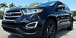 NEW 2018 FORD EDGE SEL FWD in LAKE WORTH, FLORIDA