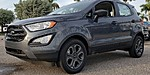 NEW 2018 FORD ECOSPORT S FWD in LAKE WORTH, FLORIDA