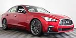 NEW 2020 INFINITI Q50 RED SPORT 400 in WEST PALM BEACH, FLORIDA