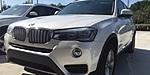 USED 2015 BMW X3 SDRIVE28I in JUPITER, FLORIDA