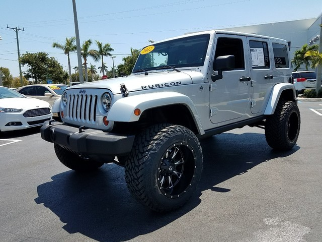 2012 JEEP WRANGLER UNLIMITED  4-wheel anti-lock brakesElectronic roll mitigationHill start assi