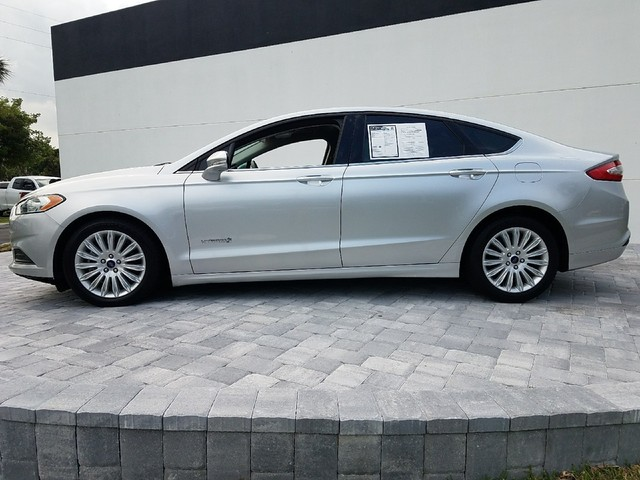 2015 FORD FUSION SE HYBRID  Side Impact BeamsDual Stage Driver And Passenger Seat-Mounted Side A