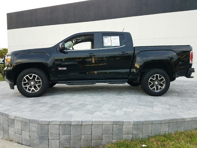 2015 GMC CANYON 2WD SLE  Daytime Running LampsAir bags dual-stage frontal and side-impact driv