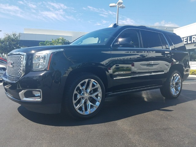 2016 GMC YUKON DENALI  Brakes Hill Start-AssistDaytime Running Lamps with automatic exterior l