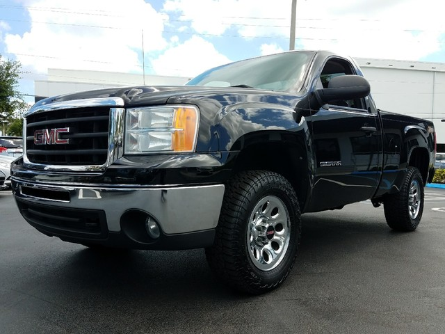 2011 GMC SIERRA 1500 WORK TRUCK  StabiliTrak stability control system with Proactive Roll Avoida