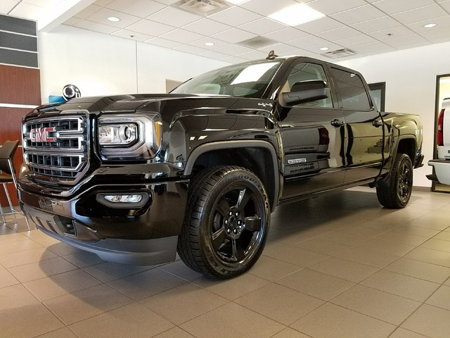 2017 GMC SIERRA 1500 SLE  StabiliTrak stability control system with Proactive Roll Avoidance and