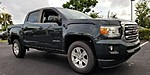 NEW 2018 GMC CANYON 4WD SLE in DELRAY BEACH, FLORIDA
