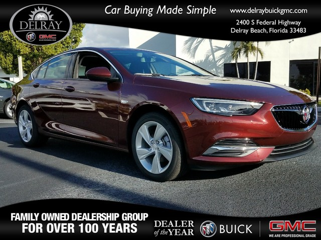 2018 BUICK REGAL SPORTBACK PREFERRED  StabiliTrak stability control system with Traction Control