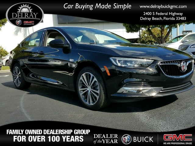 2018 BUICK REGAL SPORTBACK PREFERRED II  StabiliTrak stability control system with Traction Contr
