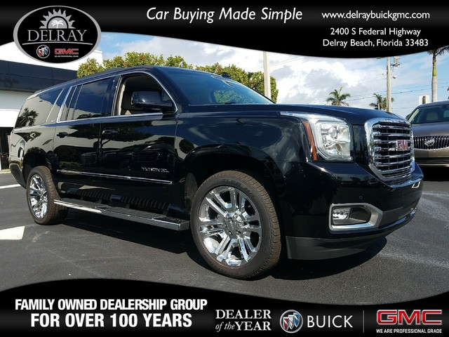 2018 GMC YUKON XL SLT  Brakes Hill Start-AssistDaytime Running Lamps with automatic exterior la