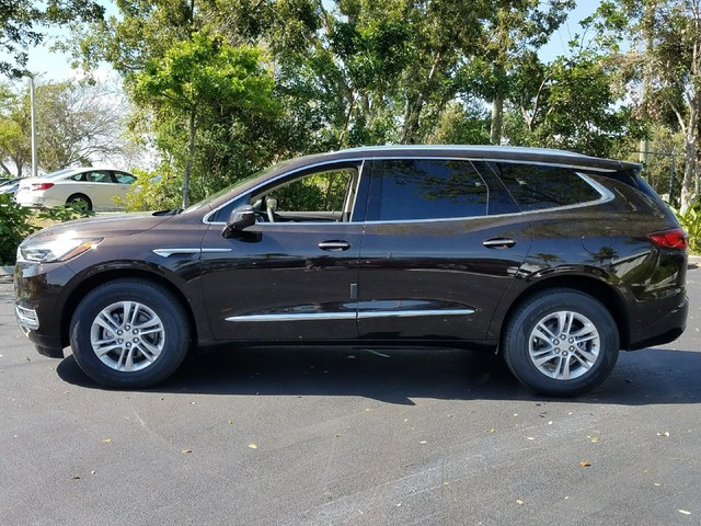 2018 BUICK ENCLAVE PREMIUM  Low Speed Forward Automatic Braking Replaced with UGN Forward Auto