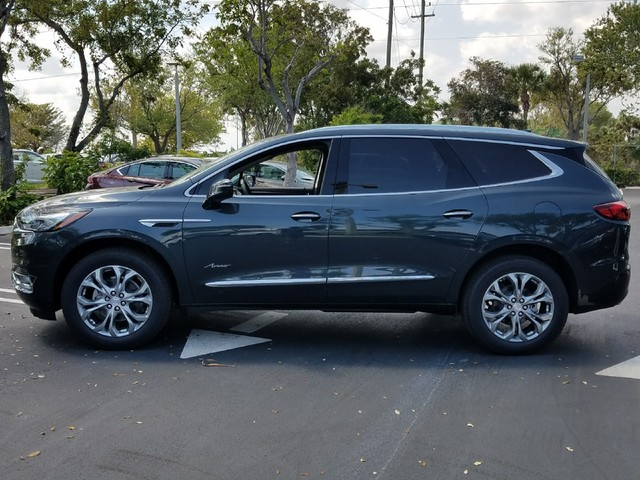 2018 BUICK ENCLAVE AVENIR  Low Speed Forward Automatic Braking Replaced with UGN Forward Autom