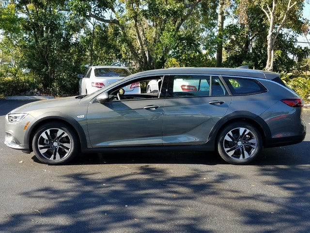 2018 BUICK REGAL TOURX PREFERRED  StabiliTrak stability control system with Traction ControlDay