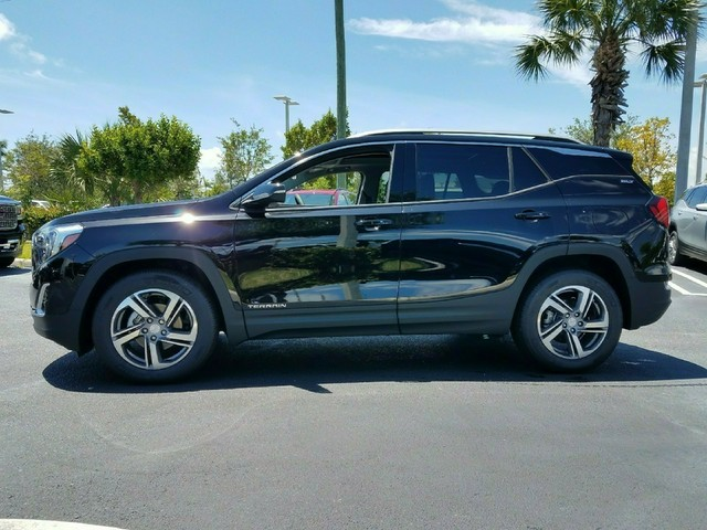 2018 GMC TERRAIN SLT DIESEL  StabiliTrak stability control system with Traction ControlHill Des