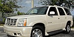 USED 2003 CADILLAC ESCALADE  in WEST PALM BEACH, FLORIDA