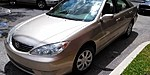 USED 2005 TOYOTA CAMRY LE in WEST PALM BEACH, FLORIDA