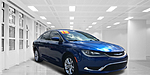 USED 2015 CHRYSLER 200 4DR SDN LIMITED FWD in VERO BEACH, FLORIDA