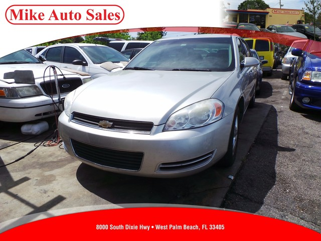 2007 CHEVROLET IMPALA LS  Driver  Front Passenger Frontal AirbagsDriver Lockout ProtectionLATC