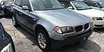 USED 2004 BMW X3 2.5I in WEST PALM BEACH, FLORIDA
