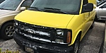 USED 2002 CHEVROLET EXPRESS G1500 CARGO in WEST PALM BEACH, FLORIDA