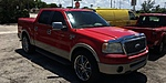 USED 2008 FORD F-150 LARIAT in WEST PALM BEACH, FLORIDA