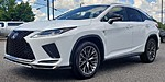 USED 2020 LEXUS RX350 F SPORT PERFORMANCE in ROSWELL, GEORGIA
