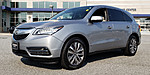 USED 2016 ACURA MDX TECHNOLOGY SH AWD in ROSWELL, GEORGIA