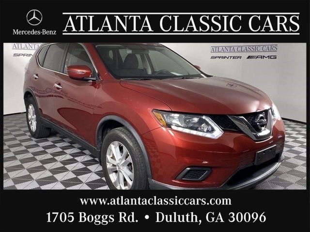 Used 2016 NISSAN ROGUE SV in DULUTH, GEORGIA