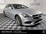 USED 2017 MERCEDES-BENZ CLS550  in DULUTH, GEORGIA (Photo 1)