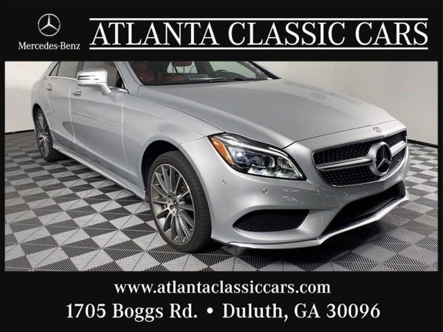 USED 2017 MERCEDES-BENZ CLS550  in DULUTH, GEORGIA