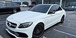 USED 2018 MERCEDES-BENZ AMG C 63 S in DULUTH, GEORGIA
