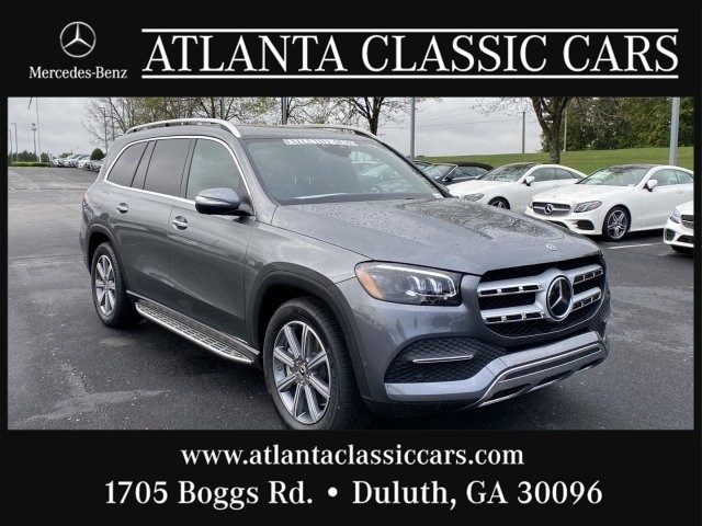 NEW 2020 MERCEDES-BENZ GLS450 4MATIC in DULUTH, GEORGIA