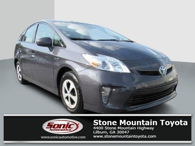 USED 2013 TOYOTA PRIUS 5DR HB TWO in STONE MOUNTAIN, GEORGIA