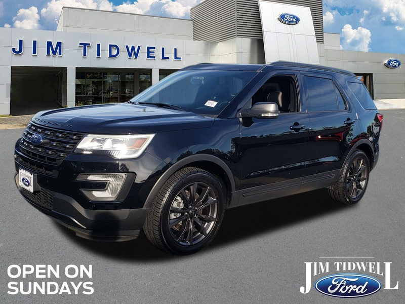 USED 2017 FORD EXPLORER XLT in KENNESAW, GEORGIA