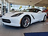 NEW 2019 CHEVROLET CORVETTE 2DR STINGRAY CPE W/3LT in RINCON , GEORGIA