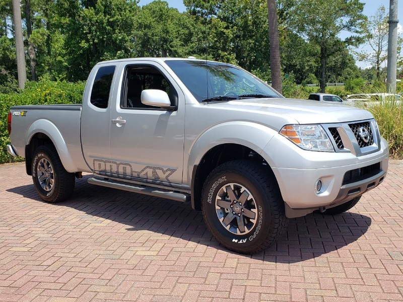 USED 2016 NISSAN FRONTIER PRO in SAVANNAH, GEORGIA (Photo 1)