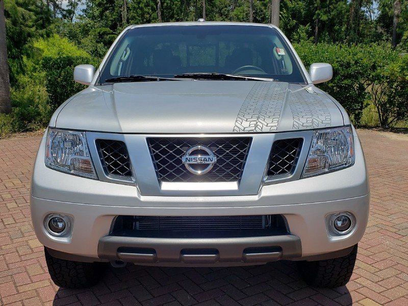 USED 2016 NISSAN FRONTIER PRO in SAVANNAH, GEORGIA (Photo 2)