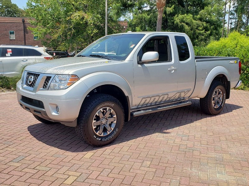 USED 2016 NISSAN FRONTIER PRO in SAVANNAH, GEORGIA (Photo 3)